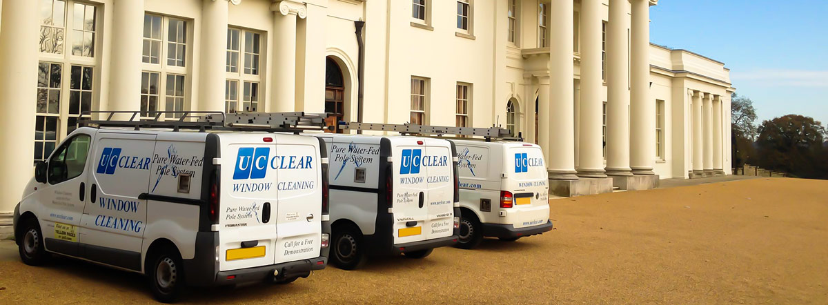 Window Cleaners Chelmsford