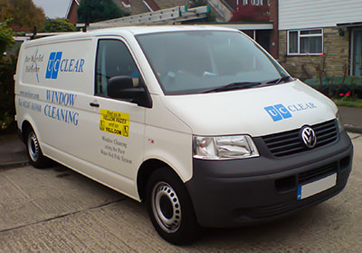 window-cleaners-chelmsford-van